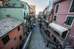 Manarola Italy Royalty Free Stock Photography