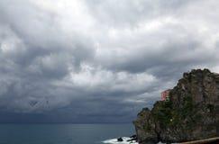 Manarola, Italy royalty free stock photos