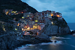 Manarola, Italy Stock Photos