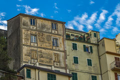 Manarola, Italy Stock Images