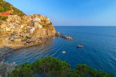 Manarola, Italy Royalty Free Stock Image