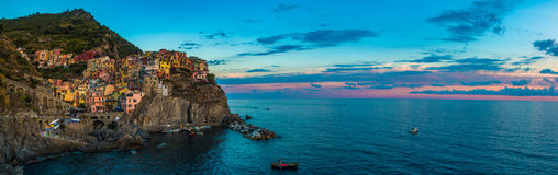 Manarola IV Stock Photos