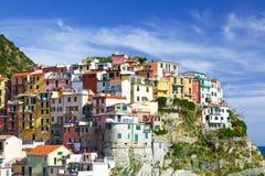Manarola, la spezia, Italy Stock Photo