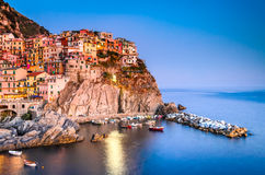 Manarola, Liguria, Italy Stock Photo