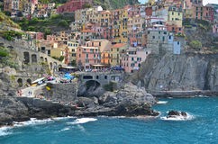 Manarola Royalty Free Stock Images