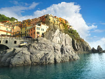 Manarola Royalty Free Stock Photos