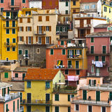 Manarola village of Cinque Terre Royalty Free Stock Photography