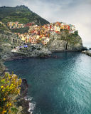 Manarola village. Liguria Stock Photo