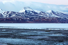 Manasarovar Lake, Tibet Royalty Free Stock Photography