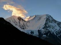 Manaslu (8 163 m n. m.) Royalty Free Stock Image
