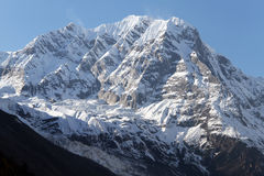 Manaslu Royalty Free Stock Photos
