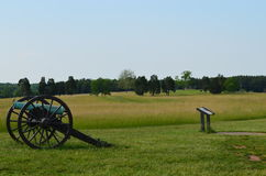 Manassas Battlefield Royalty Free Stock Photos