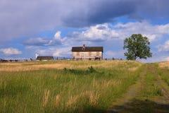 Manassas Battlefield Park Virginia stock photography