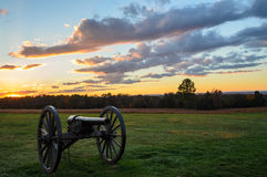 Manassas National Battlefield Park Stock Photo