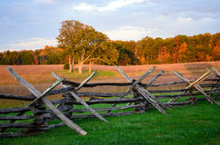 Manassas National Battlefield Park Stock Images