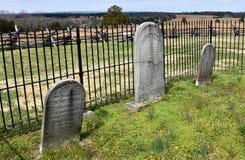 Manassas nationaler Schlachtfeld-Park, Virginia lizenzfreies stockfoto