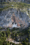 Manastir Ostrog Fotografia Stock Libera da Diritti