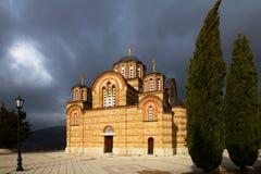 Manastir Tvrdos, Trebinje, Bosnia Imagen de archivo