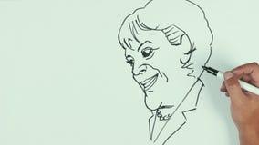Rå kön karikatyrerna