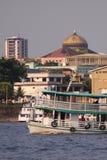 Manaus, Brasile Fotografie Stock Libere da Diritti