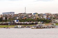 Manaus, Brazilië Stock Afbeelding