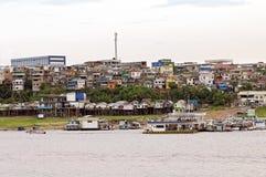 Manaus, el Brasil Imagen de archivo