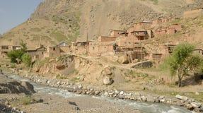 Manavgat flodområde Arkivfoton