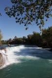 Manavgat vattenfall Arkivbild