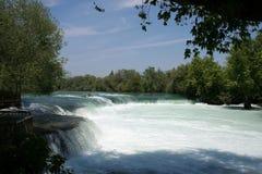 Manavgat Wasserfall stockbilder