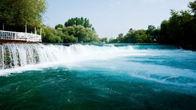 Manavgat waterfall Royalty Free Stock Image