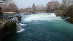 Manavgat waterfall Stock Photos