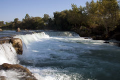 Manavgat waterfall, Antalya Province Stock Photography