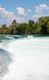Manavgat Waterfall. Turkey Royalty Free Stock Photos