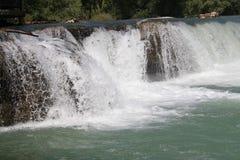 Manavgatwatervallen Royalty-vrije Stock Fotografie