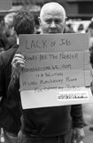 Mancanza di job immagine stock libera da diritti