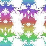 Mancha abstracta inconsútil Imagen de archivo