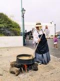 Mancha Blanca, Lanzarote Royalty Free Stock Photo