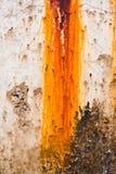 Mancha da oxidação do quebra-mar fotos de stock royalty free