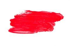 Mancha de óxido de la tinta Imágenes de archivo libres de regalías