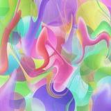 Manchas coloridas Imagem de Stock Royalty Free