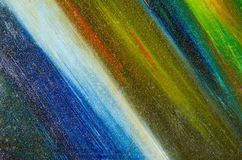 Manchas da aquarela Foto de Stock Royalty Free