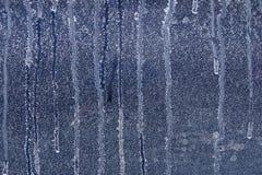 Manchas de óxido 1 de la sal foto de archivo libre de regalías