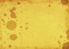 Manchas de óxido Fotos de archivo libres de regalías