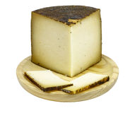 Manchego cheese Royalty Free Stock Photos