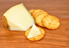 Manchego Cheese Royalty Free Stock Photography