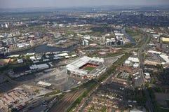 Manchester Imágenes de archivo libres de regalías