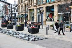 Manchester Royalty-vrije Stock Foto's