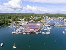 Free Manchester-by-the-sea, Cape Ann, Massachusetts, USA Stock Image - 103079351