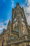 Manchester Cathedral Stock Images