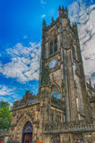 Manchester Cathedral Royalty Free Stock Photos